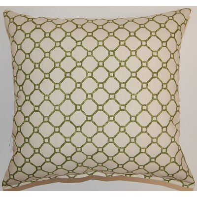 Arignote Cotton Throw Pillow Color: Spring