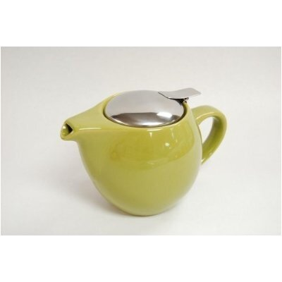 Creative Home 16oz Teapot with Infuser in Green