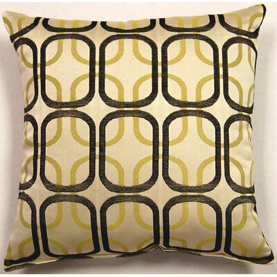 Linked KE Throw Pillow