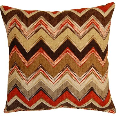Clement Cotton Throw Pillow Color: Flint