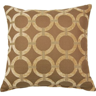 Unbridled Throw Pillow Color: Neutral