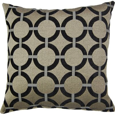 Unbridled Throw Pillow Color: Gray