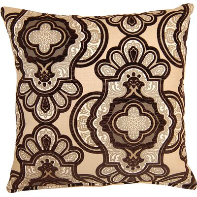 Vouvray Throw Pillow Color: Dove