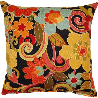Zavala Cotton Throw Pillow