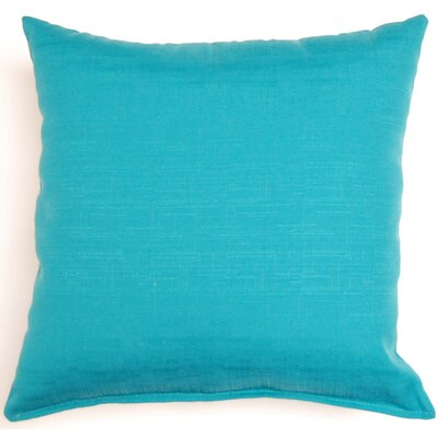 Davinci Throw Pillow Color: Lagoon