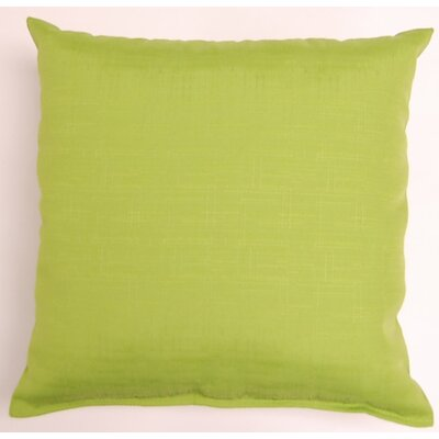 Davinci Throw Pillow Color: Willow