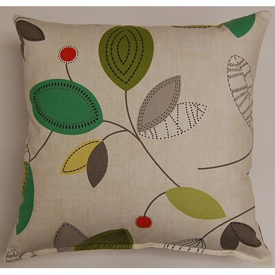 Calder KE 100% Cotton Throw Pillow