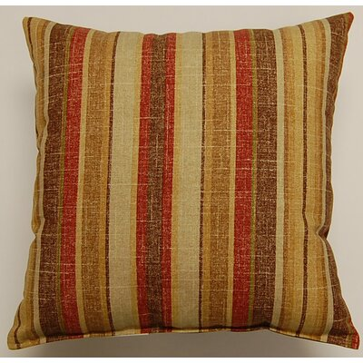 Chepstow KE Cotton Throw Pillow Color: Spice