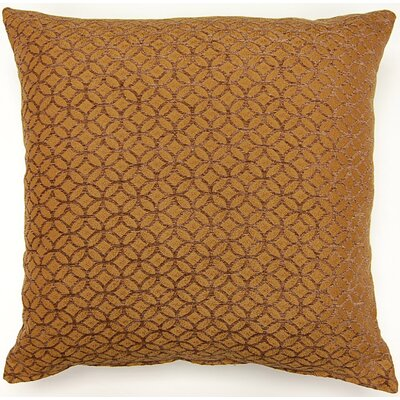 Revolution KE Throw Pillow Color: Caramel