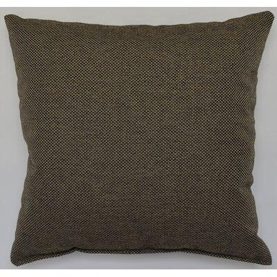 Base KE Throw Pillow Color: Beaver