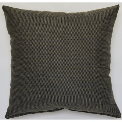 Base KE Throw Pillow Color: Charcoal