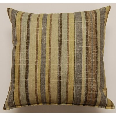 Chepstow KE Cotton Throw Pillow Color: Smoke