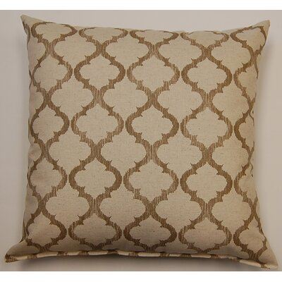 Enhance Throw Pillow Color: Linen