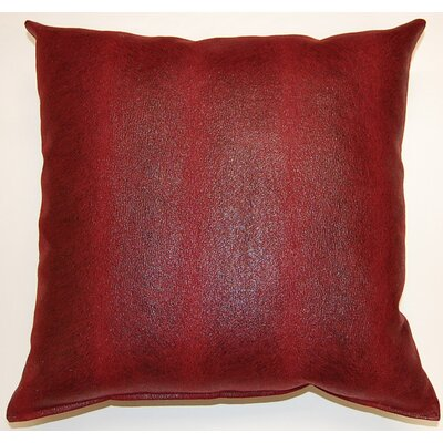 Palomino Throw Pillow Color: Berry