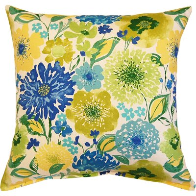 Parpelli Throw Pillow Color: Dragonfly