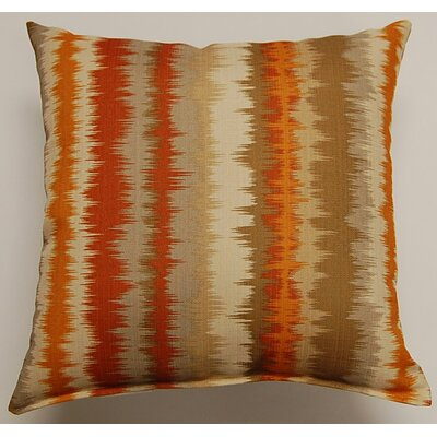 Upwards Spice Throw Pillow