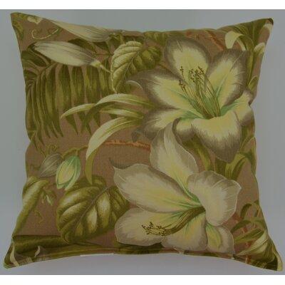 Seabotanical Throw Pillow