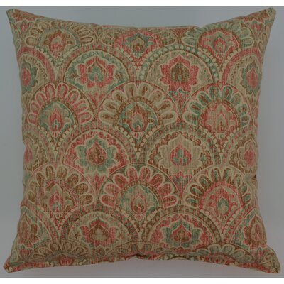 Via Cotton Throw Pillow