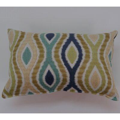 Lumbar Pillow Color: Indigo