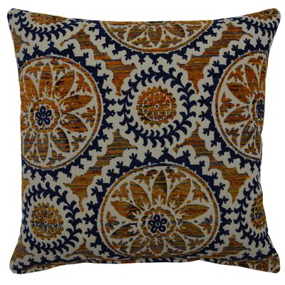 Helix Throw Pillow Color: Canyon