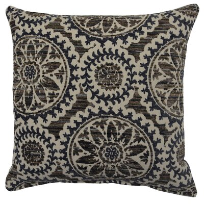Helix Throw Pillow Color: Steel
