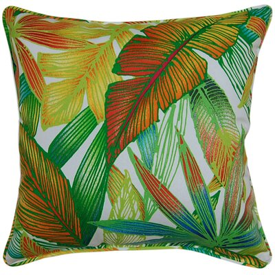 Cantrel Outdoor Throw Pillow Color: Spring