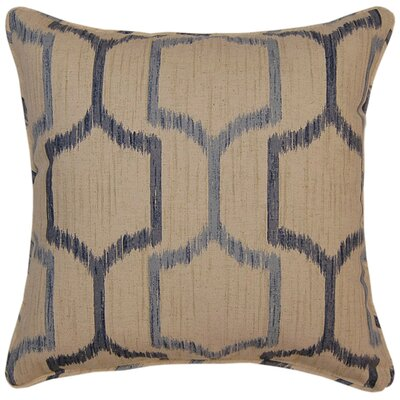 Skyview Throw Pillow Color: Denmin