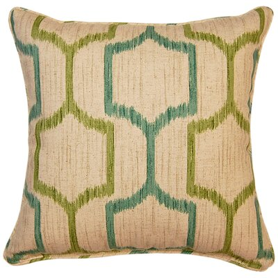 Altamirano Throw Pillow Color: Meadow