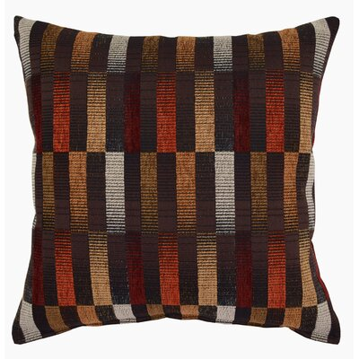 Ribicom Throw Pillow Color: Rustic