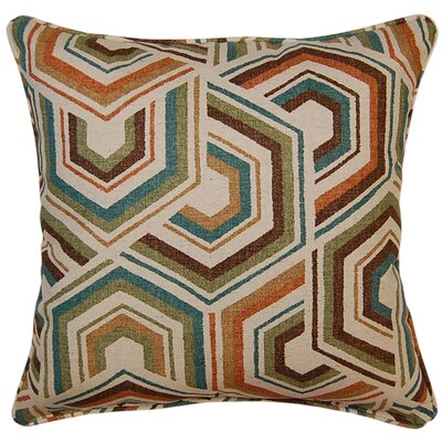 Canaan Throw Pillow Color: Tuscan