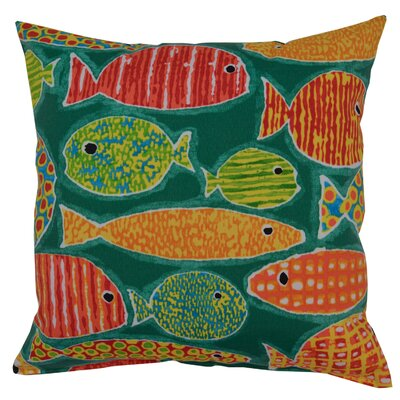 Sunfish Throw Pillow