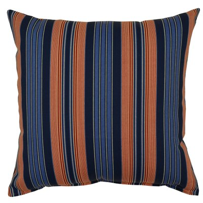 Ocean Channel Outdoor Throw Pillow