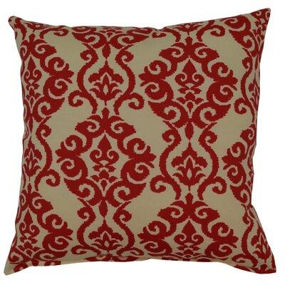 Luminary Outdoor Throw Pillow Color: Jewel