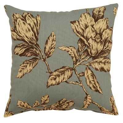 Antebellum Cotton Throw Pillow