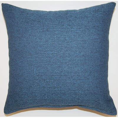Grandstand Throw Pillow Color: Blue