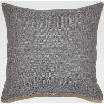 Grandstand Throw Pillow Color: Gray