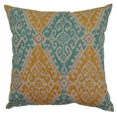 Fergana 100% Cotton Throw Pillow