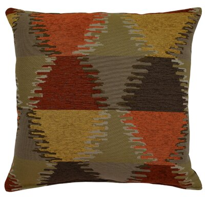 Sagamore Throw Pillow Color: Spice
