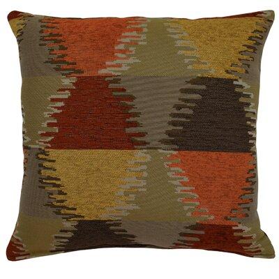Sagamore Throw Pillow Color: Spice