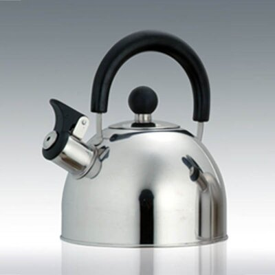 CREATIVE HOME Simplicity 1.5-qt. Whistle Tea Kettle - Color: Polished Stainless Steel at Sears.com