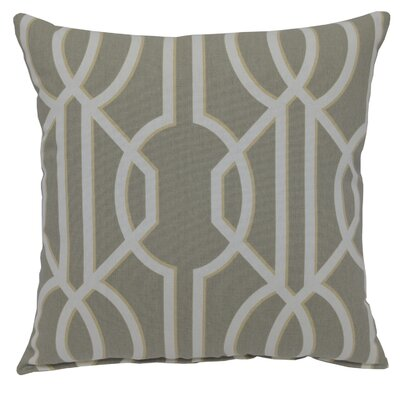 Deco Cotton Throw Pillow