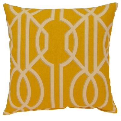 Deco Cotton Throw Pillow Color: Barley