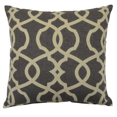 Sowams 100% Cotton Throw Pillow