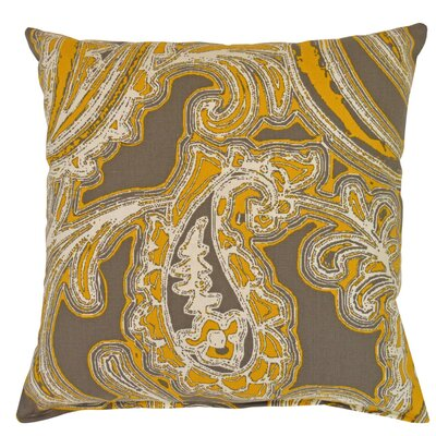Mattox 100% Cotton Throw Pillow
