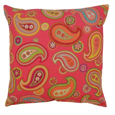 Jones Candy 100% Cotton Throw Pillow