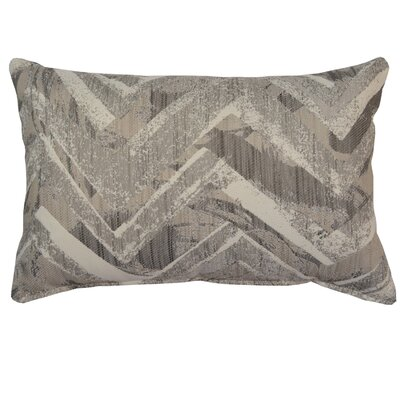Dominguez Throw Pillow Color: Cement