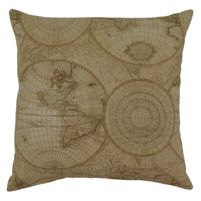 Blanchard 100% Cotton Throw Pillow