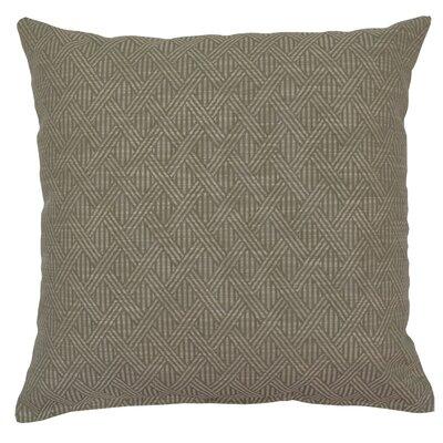 Shanon Throw Pillow Color: Dove