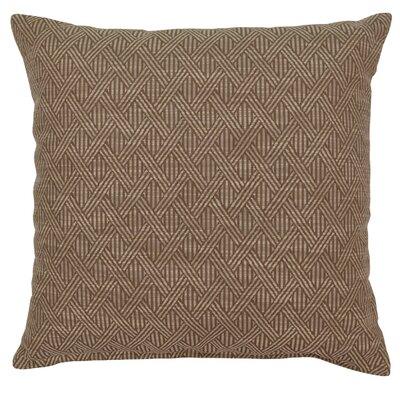 Shanon Throw Pillow Color: Linen