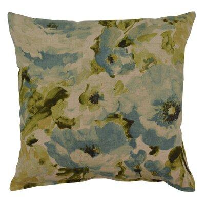 Silas 100% Cotton Throw Pillow